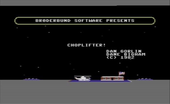 Choplifters titelbild