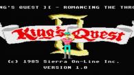 Det första spelet i King's quest-serien var banbrytande och skröt om att vara först med 3D-grafik i ett äventyrsspel.