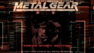 Åtta år efter Metal gear 2: Solid snake tillät Playstation-konsollen Hideo Kojima att realisera sin filmliknande spelvision.