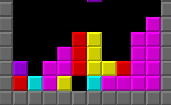 Pussla ihop livet som i Tetris. Är svårt.