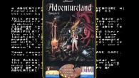 Adventureland härstammar från den tiden när ett spel kunde vara just ett spel, och inte nödvändigtvis den interaktiva berättelse som anses vara rättesnöret idag.