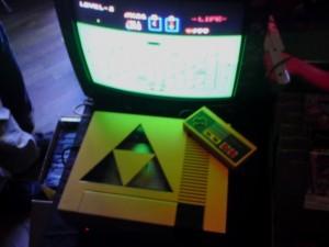 Zelda-inspirerat NES