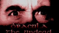 Dracula the undead är riktigt läckert för ett handhållet spel från den här eran och behöver verkligen inte skämmas för sig. Jämfört med många andra Lynx-spel har dess unika visuella stil klarat tidens tand förhållandevis väl. Hela spelet är renderat i brun-skalor vilket för tankarna till ett gammalt bleknat foto. Detta sätter förstås stämningen för en gammal 1800-talshistoria.