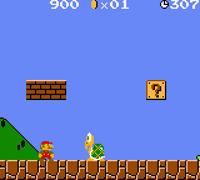 Super Mario. Bra spel.