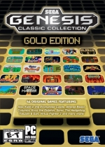 Megadrive collection gold ed