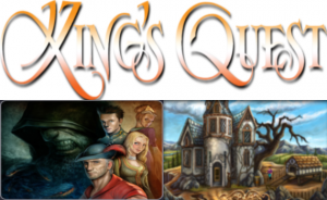 King's quest_fan series
