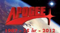Apogee var ett banbrytande företag under den första halvan av 90-talet. Idag fyller det anrika företaget ett kvarts sekel.