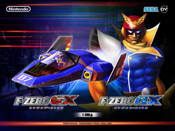 F-Zero GX-AX