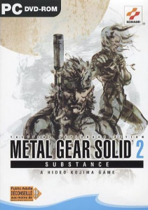 Metal gear solid 2_Substance_02