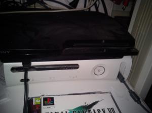 Xboxen står oftast tyst idag som en piedestal till min PS3.