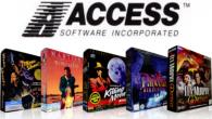 Access software blandade avancerade golf-spel med prisbelönta äventyrsspel under sin levnadstid.