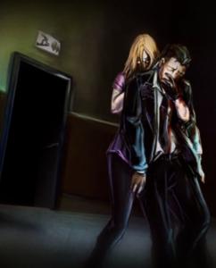 Ericas kollega och kärleksintresse kidnappas.