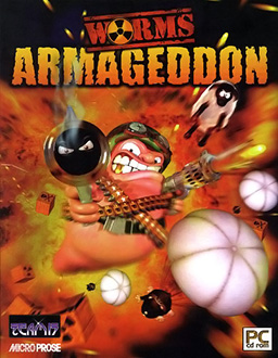 Worms Armageddon skulle vara den definitiva versionen av Worms.