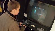 Retroguidens utsända, Tobias & Tobias, reflekterar över nytt och gammalt på utställningen Game on 2.0.