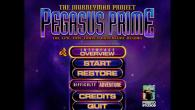 Gillar du ostig SciFi och peka/klicka-spel i ett något taffligt men charmigt paket bör du titta närmare på Pegasus prime.