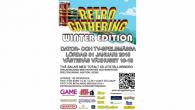 Retrogathering Winter Edition 2015 går av stapeln nu på lördag.