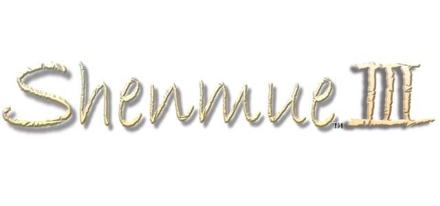 ShenMueIII_Logo
